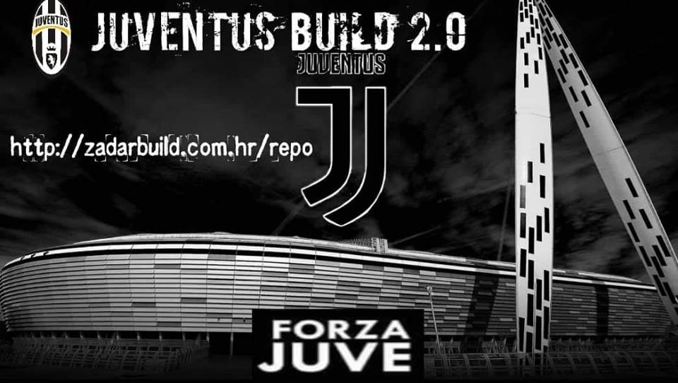 Juventus Build 2.0